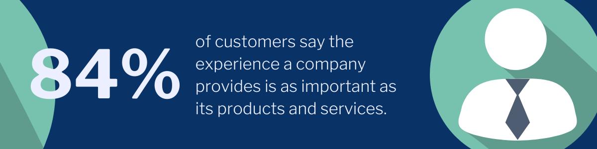 Customer friction stat