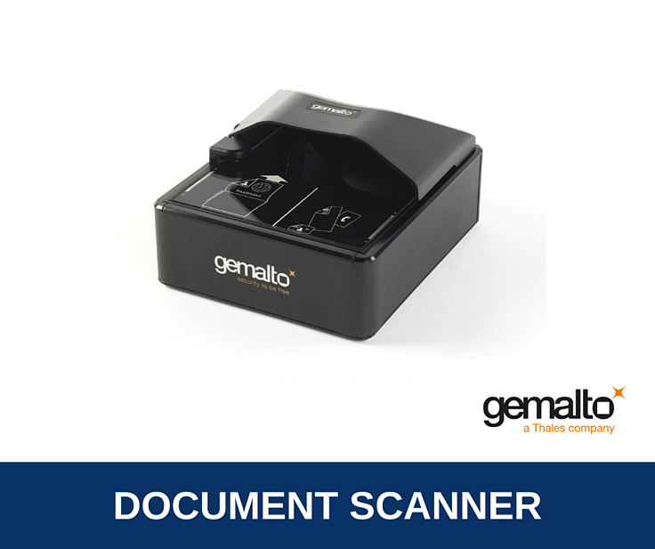 Gemalto AT10K Document Reader