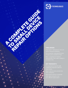 A Complete Guide to Small Device Repair Options White Paper