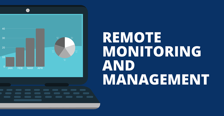 How to Maintain Security for Remote Workers with Remote Monitoring