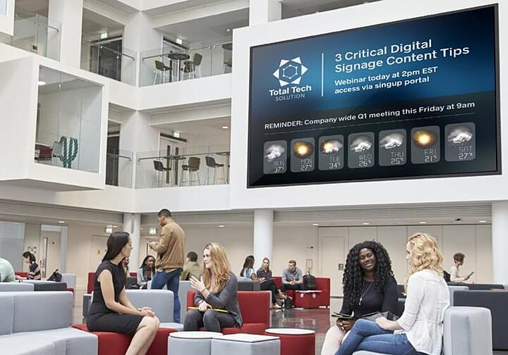 Getting Started With Digital Signage: Part 1