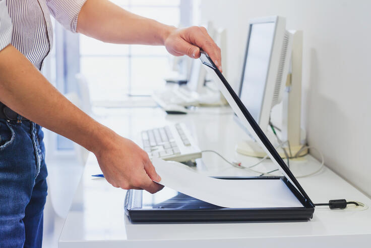 4 Questions to Ask When Selecting a Desktop Document Scanner
