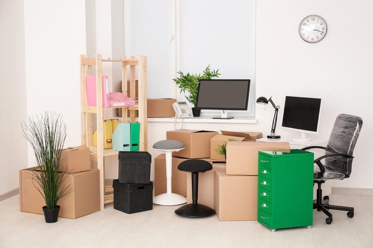 How to Make Your Equipment or Office Relocation a Seamless Transition